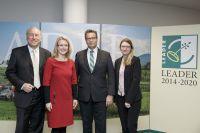 Vertreterinnen-LAG-Kraichgau-mit-Minister-und-Abteilungsleiter