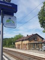 Wanderbahnhof Hoffenheim