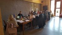 Treffen der Kommunen klein