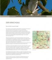 Kraichgau Webseite Screenshot
